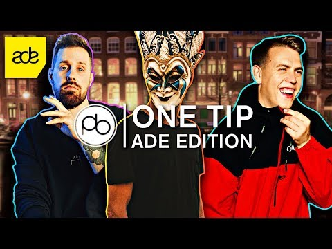 One Tip - ADE 2019 ft. Boris Brejcha, Martin Jensen, Gammer & More