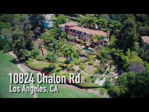 10824 Chalon Rd - Bel Air, CA 90077