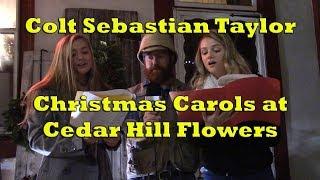 Cedar Hill Flowers - Christmas Carolers