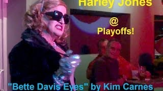 """Bette Davis Eyes"" performed by Harley Jones at Playoffs"