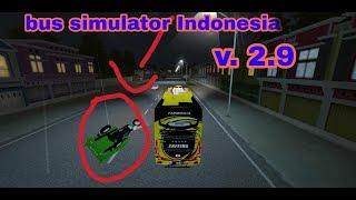 Accident bus simulator Indonesia New 2.9