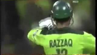 Abdul Razzaq vs SA