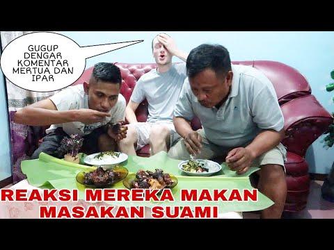 MANTU BULE MASAK BUAT MERTUA DAN IPAR INDONESIA
