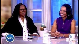 Condoleezza Rice Weighs In On Hope Hicks & TRUMP/Gun Reform (The View)