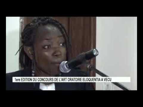 CONCOUR D'ART ORATOIRE ELOQUENTIA BARREAU DE KINSHASA MATETE