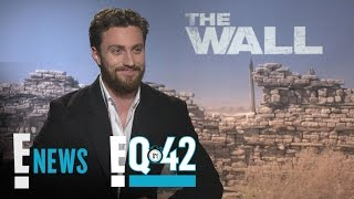 aaron taylor johnson takes the eq in 42 eq in 42 e news