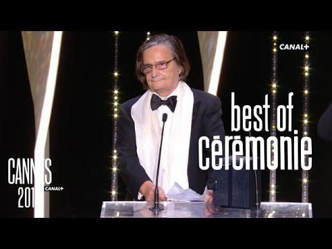 Palme d'honneur : Jean-Pierre Léaud - Cannes 2016 - Canal+