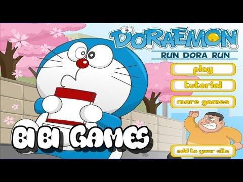 Run Doraemon Game | Doraemon Running Games