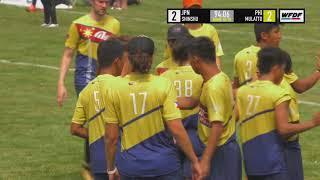 WUCC 2018 - Shinshu Loose (JPN) vs Mulatto Pilipinas (PHI)