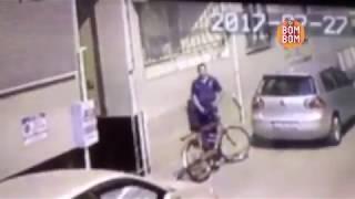 Balkonda Uyuyan Kızı İzleyerek Mastürbasyon Yaptı
