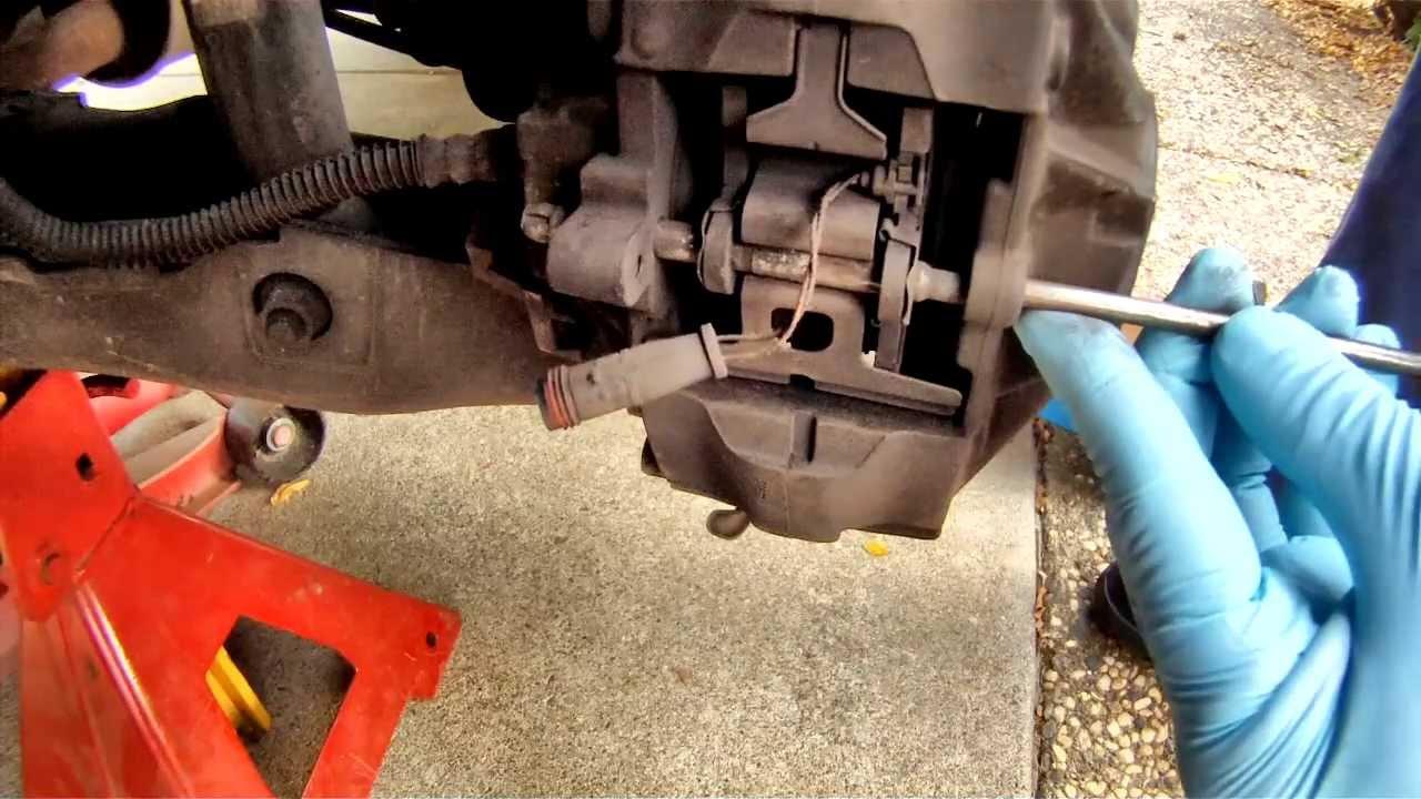 2001 mercedes s430 rear brakes [ 1280 x 720 Pixel ]