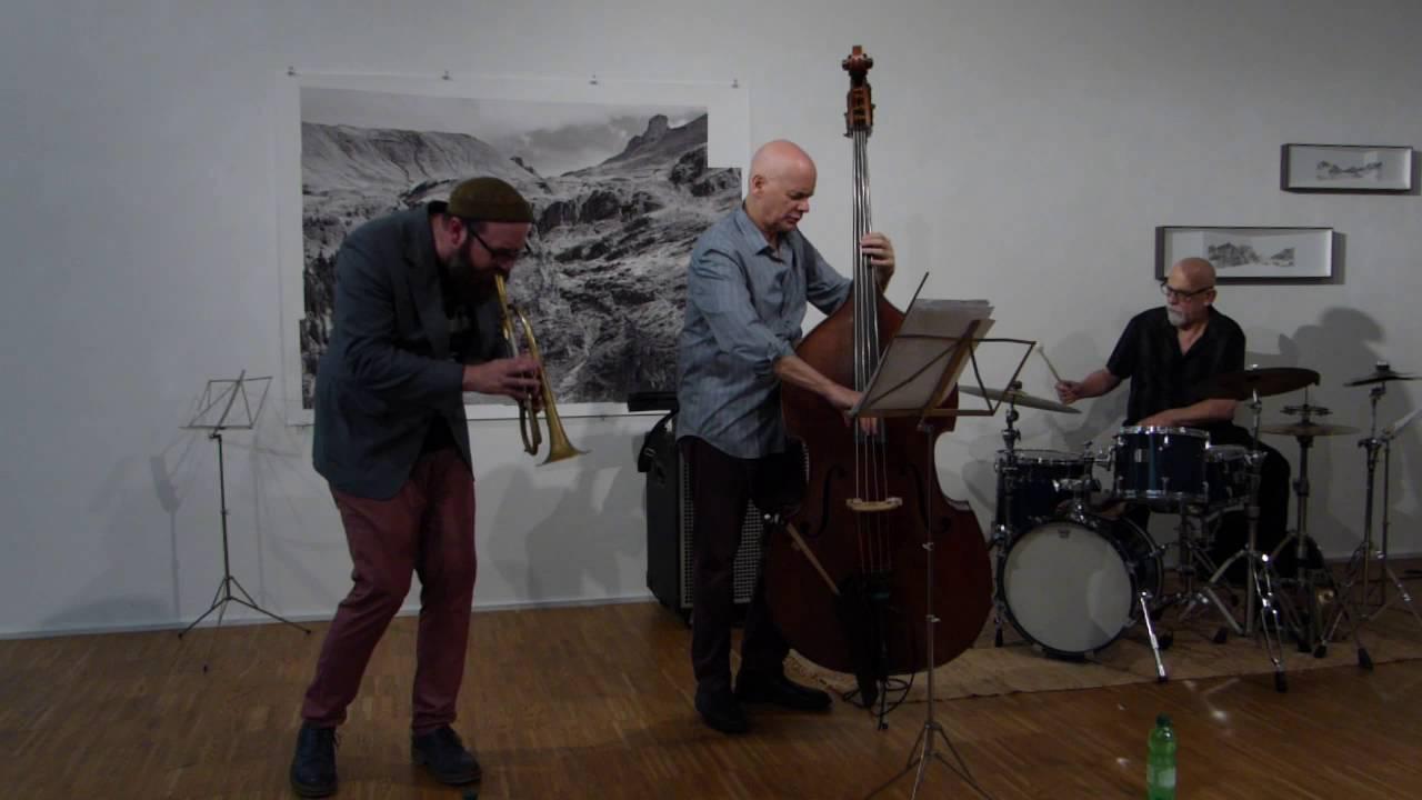 Download Kirk Knuffke Trio - Live at Galerie Maerz, Linz, Austria, 2016-05-28 - 03. Part03
