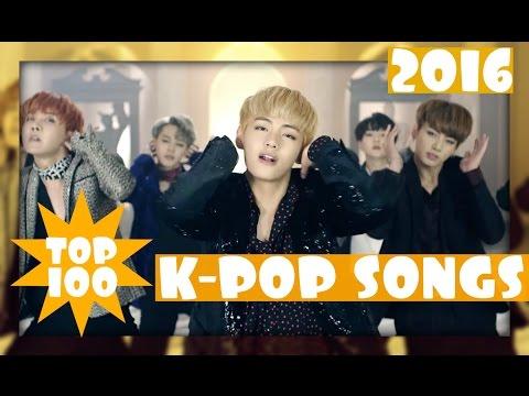 [TOP 100] MOST POPULAR K-POP SONGS OF 2016 • NOVEMBER