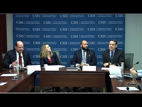 CSIS Press Briefing: President's Budget and Defense Implications