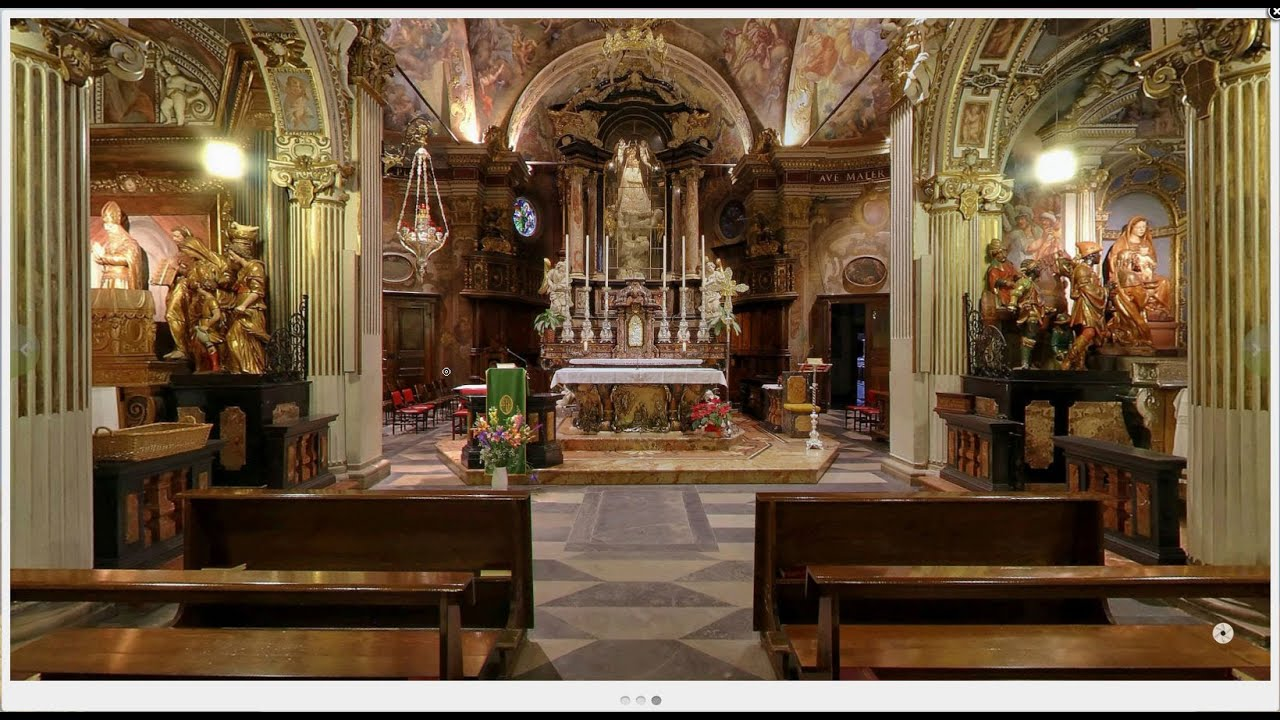 Il Sacro Monte di Varese - Santuario UNESCO - YouTube