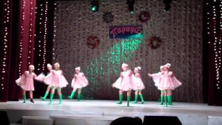 """Ансамбль современного танца """"Парадиз"""" г.Кривой Рог. Концерт, май 2015г"""