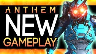 Anthem | NEW END GAME Gameplay Breakdown / Analysis! - Legendary Contracts + Support Build Ranger!