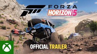 Forza Horizon 5 Offİcial Announce Trailer