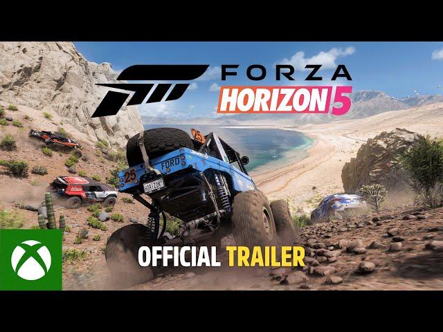 Forza Horizon 5 (видео)