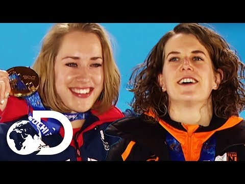Top 5 Winter Olympic Moments!   50 Greatest Moments Of The Olympic Winter Games