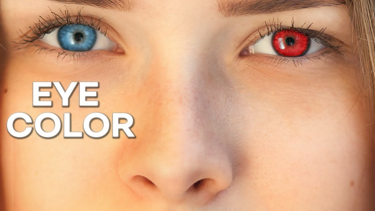 Why Series: Why Do We have Different Eye Colors?