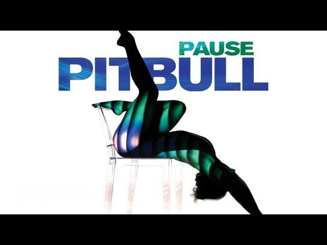 Pitbull – Pause (Audio)