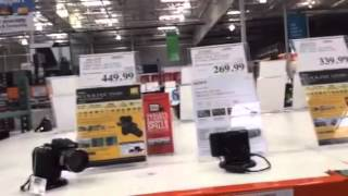 America.Costco.Prices computers. tablets. photo video camer(YouTube.com/milagurzuf Mila Gurzuf. Living in America. Las Vegas. 5.9..2014. - Costco.Prices computers. tablets. photo video camera. - Цены компьютеры ..., 2014-05-10T09:47:58.000Z)