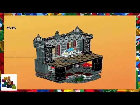 LEGO Instructions - Super Heroes - 10937 - Batman Arkham Asylum Breakout (Book 2)
