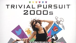 Trivial Pursuit 2000s from Hasbro
