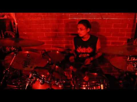 Power of Ground - When Love Turns Revenge Live at Metal Morgue 3