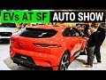 Electric Cars at the SF Auto Show 2018