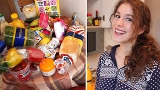 Food Haul ♥ Body Talk Dienstag