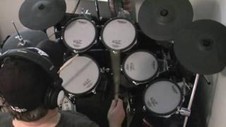 Gypsy - Fleetwood Mac (Drum Cover)