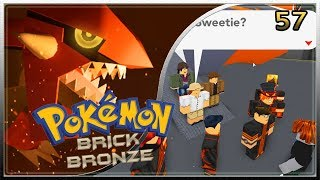 POKEMON BRICK BRONZE ROBLOX #57 THE RECONSECON WITH OUR PARENTS ENGLISH GAMEPLAY