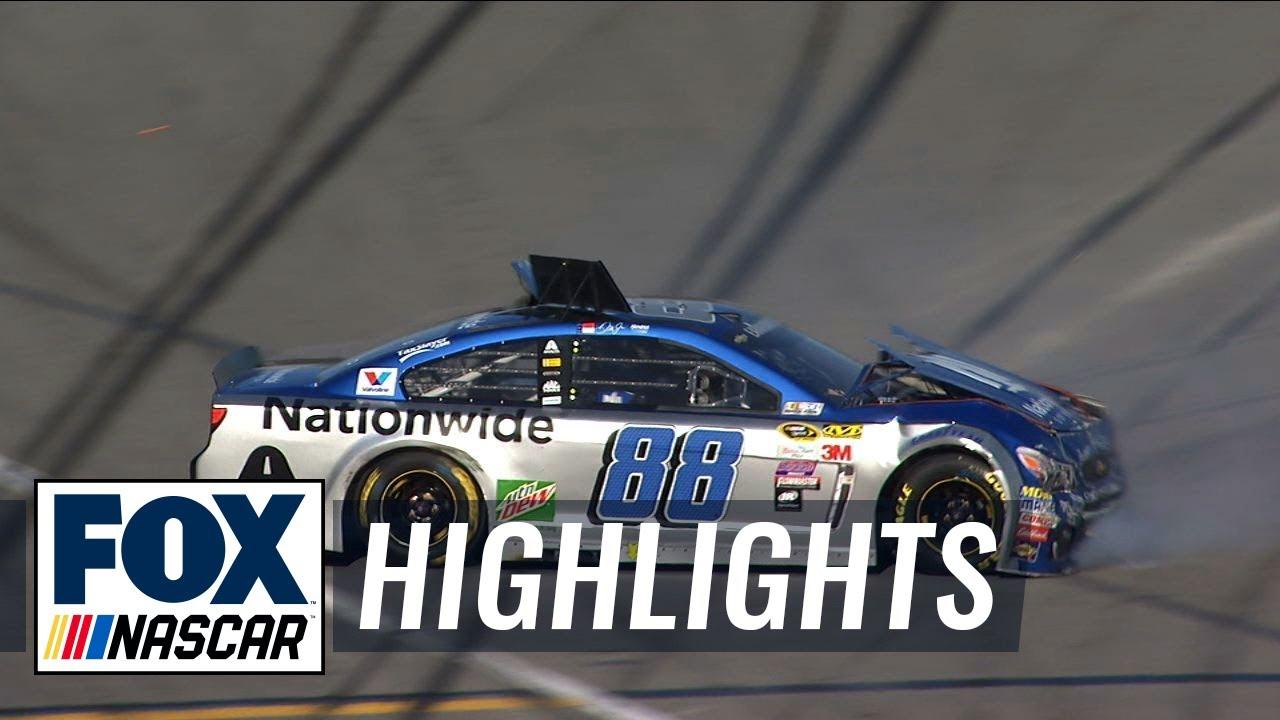 Dale Earnhardt Inside Car Crash Pictures