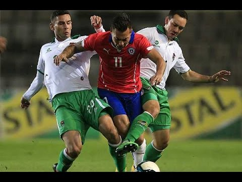 Chile 2 - 2 Bolivia | Amistoso 2014