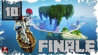 Minecraft Timelapse - Fishbowl Base v. 2.0! - Pt. 10 - FINALE (WORLD DOWNLOAD)