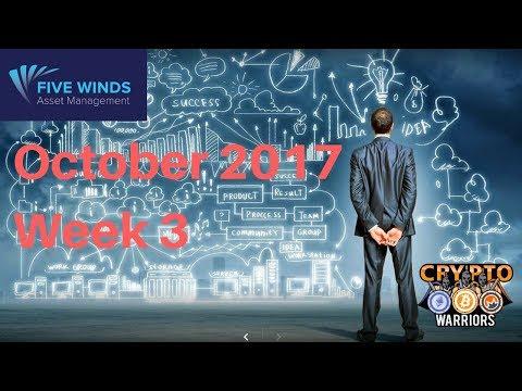 Five Winds Asset Management Earnings October 2017 Week 3