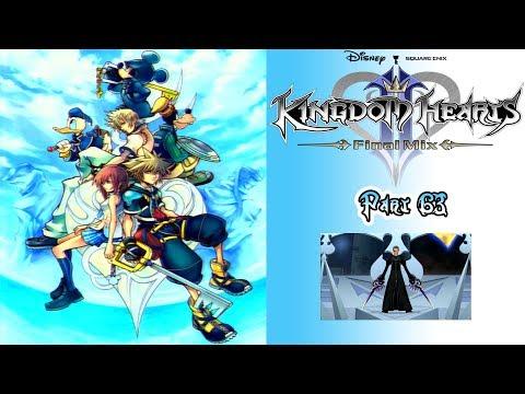 ONE-EYE SNIPER,  XIGBAR || Kingdom Hearts HD 2.5 ReMIX (KH2FM) Walkthrough Part 63