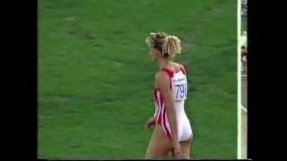 4067 Olympic Track & Field 1992 Long Jump Women Heike Drechsler