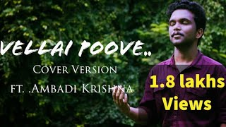 Vellai Poove Cover Song   Hi Hello Kadhal   Gouri G Kishan   Sarjano Khalid   Ft. Ambadi