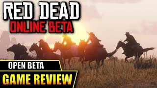 Red Dead Online (BETA) | Review