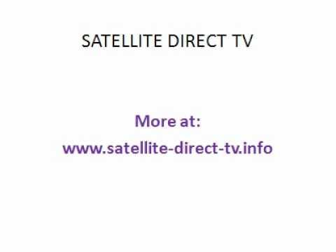 SATELLITE DIRECT TV 2