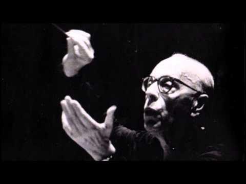 "George Szell ""La Mer"" Debussy"