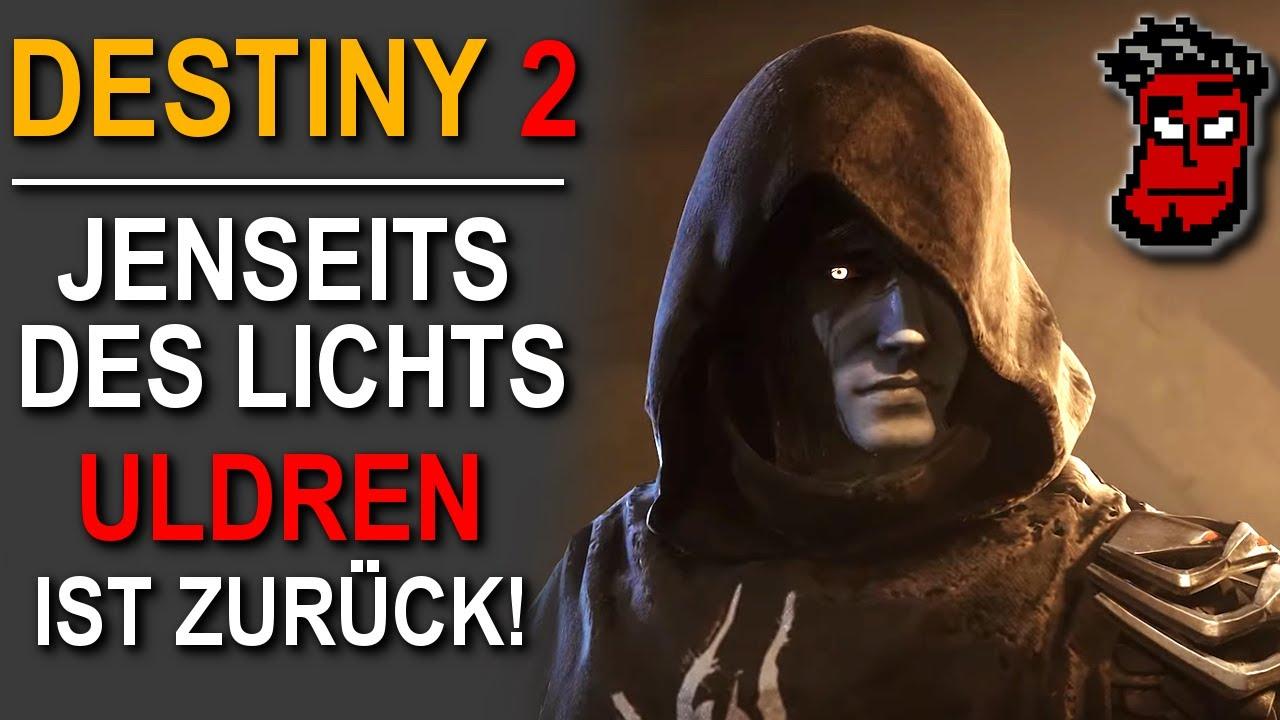 Destiny 2 Jenseits des Lichts ViDoc: ULDREN ist zurück! Saison der Jagd | Gameplay [Deutsch German]