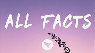 G Eazy - All Facts (Lyrics) Ft. Ty Dolla $ign
