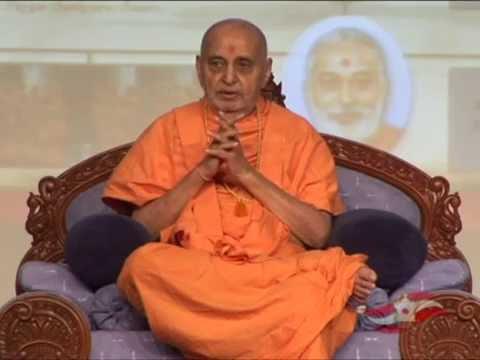 Pramukh swami maharaj's speech in NC-2007, Jacksonville, florida,  Day-2