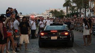 Gumball 3000 en Ibiza