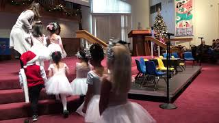 Sloane Xmas Dance 1