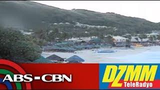 DZMM TeleRadyo: DENR pinuna ang ilang bahagi ng Pagudpud Beach sa Ilocos Norte